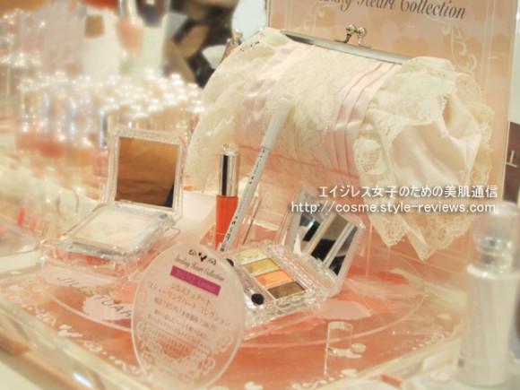 通販が狙い目!ジルスチュアート(JILL STUART)クリスマスコフレ2012スティーリングハート コレクション