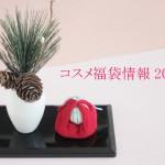 注目のコスメ福袋情報2013をピックアップ!