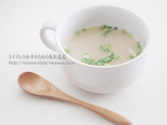 簡単・節約コラーゲンスープの作り方(レシピ)