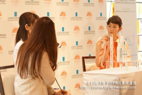 ラ ロッシュ ポゼ しみゼロの日記念 Suhada Beauty Award 2013