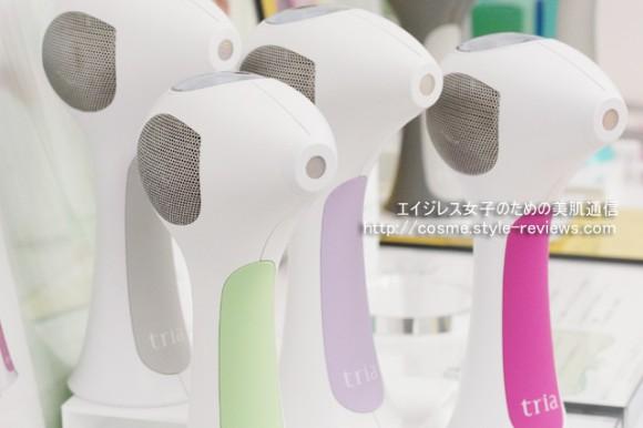 トリアの新しいパーソナルレーザー脱毛器4X登場!