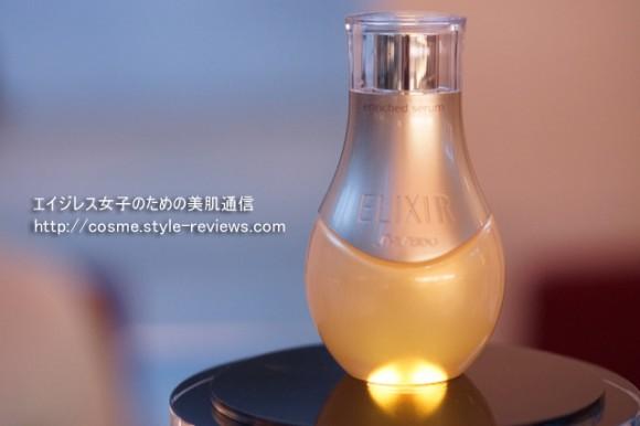 1万円以上の美容液に劣らない内容のエリクシール誕生30周年記念の美容濃密液