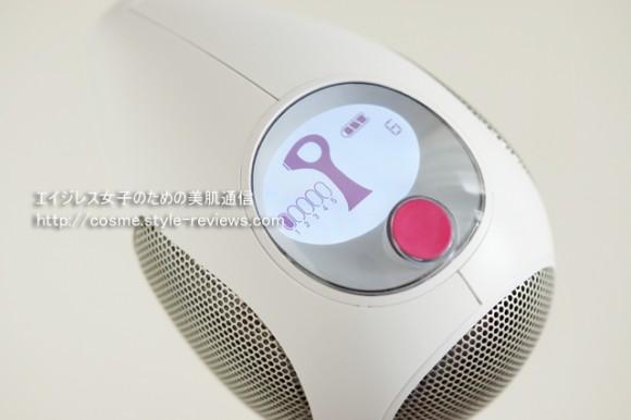 トリア・パーソナルレーザー脱毛器4Xの内容/充電済みですぐに使用可能