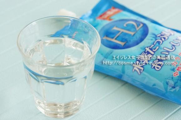 メロディアン「水素たっぷりのおいしい水」は半身浴後に飲んでみたら効果覿面