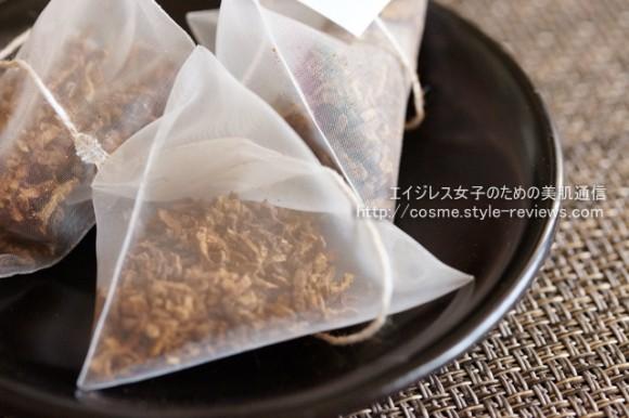 南雲医師監修「つくば山崎農園産あじかん焙煎ごぼう茶」は使いやすいティーパック