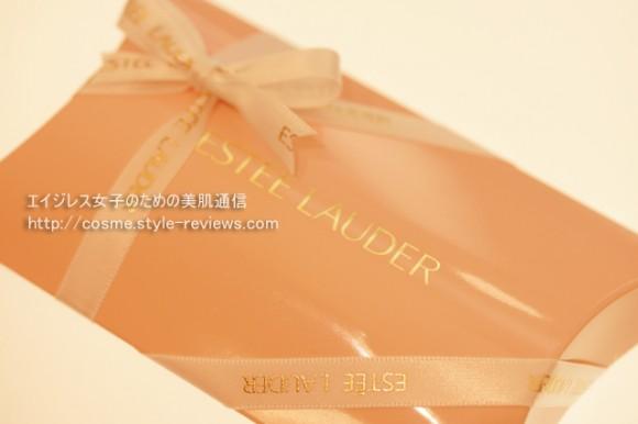 エスティローダーの婚活リップをプレゼント用に購入したら無料のギフトラッピング