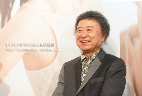 篠山紀信さんトークセッション