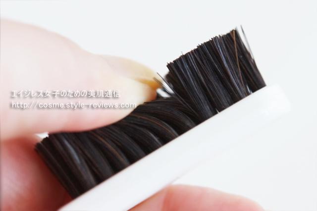 PLAYLISTのクイックミュートブラシ毛の部分の詳細